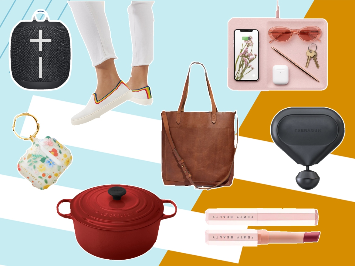 64 Best Christmas Gifts For Her In 2020 Beauty Gadgets Fashion Spy