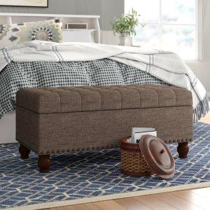 bedroom storage bench, best overall bedroom storage bench
