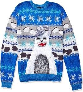 Blizzard Bay Yeti Drink Pocket Sweater