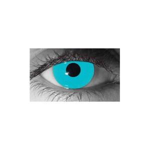 Lens.com Zombie Blue Contact Lenses