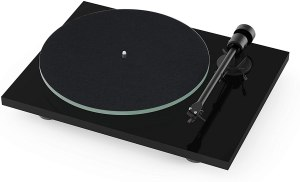 bluetooth turntable - Pro-Ject T1 BT Turntable with Built-in Preamp and Bluetooth Transmitter