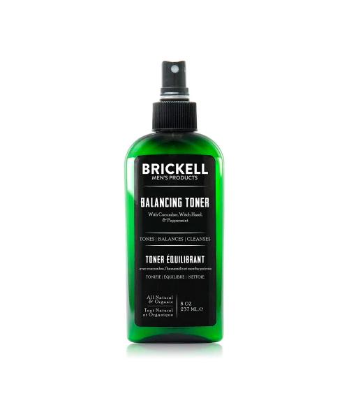 Brickell Men's Balancing Toner- best grooming products for black men 2020