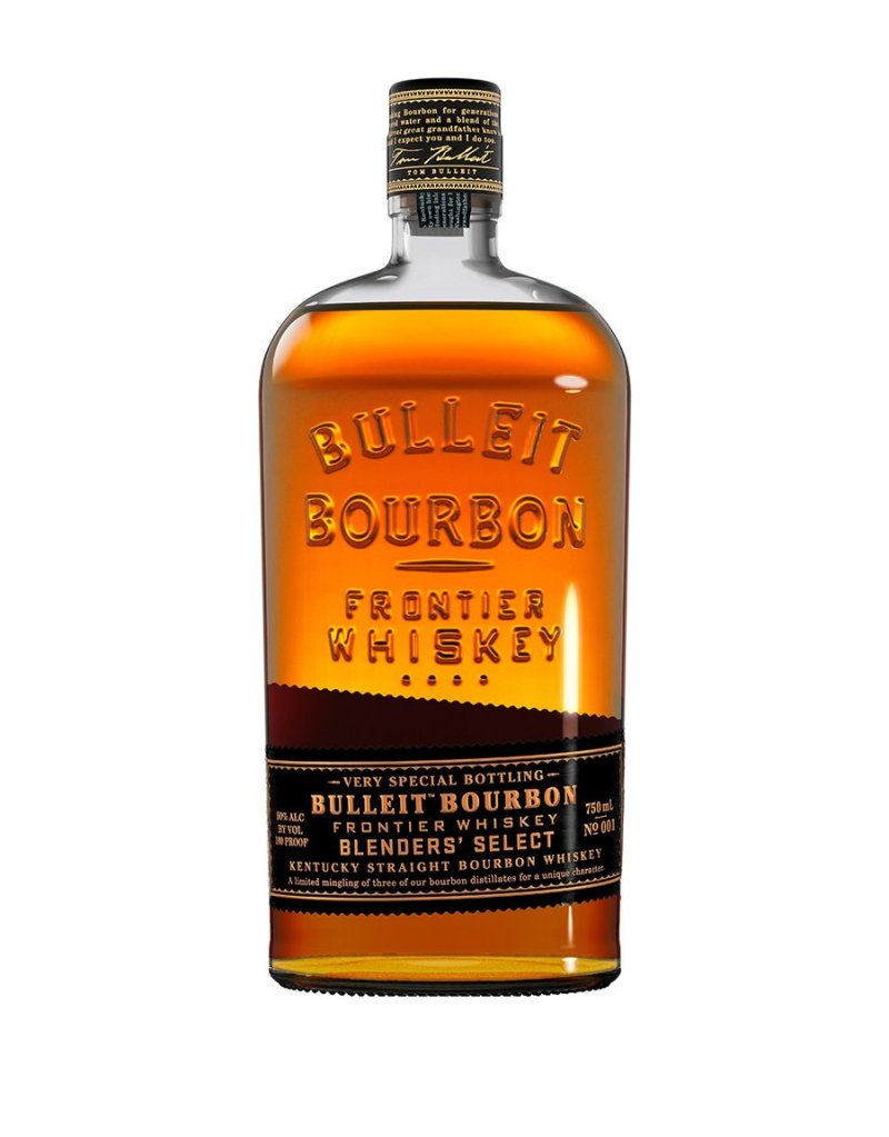 BULLEIT BOURBON WHISKEY BLENDERS' SELECT, best Christmas gift
