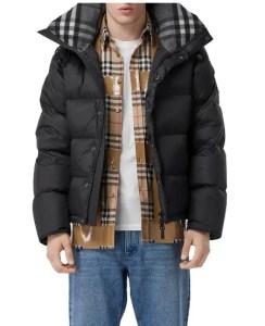 Men's burberry puffer coat, best puffer jackets
