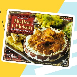 Trader Joe's Butter Chicken