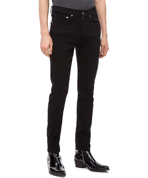 Black Calvin Klein Men's Skinny Fit Jeans top prime day deals of 2020