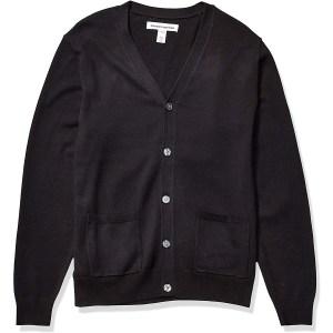 Amazon Essentials Standard Cotton Cardigan