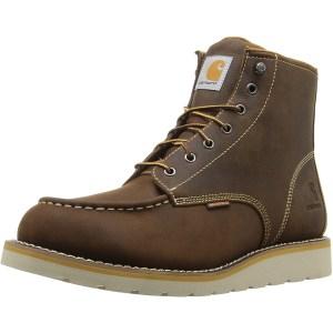 "Carhartt Cmw6095 6"" Casual Wedge Work Boot"