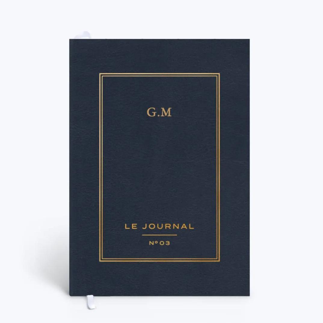 Papier Le Moderne Leather Notebook