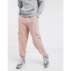 ASOS DESIGN Oversized Tapered Smart Sweatpants