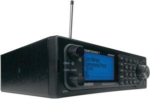 Uniden BCD996P2 police scanner