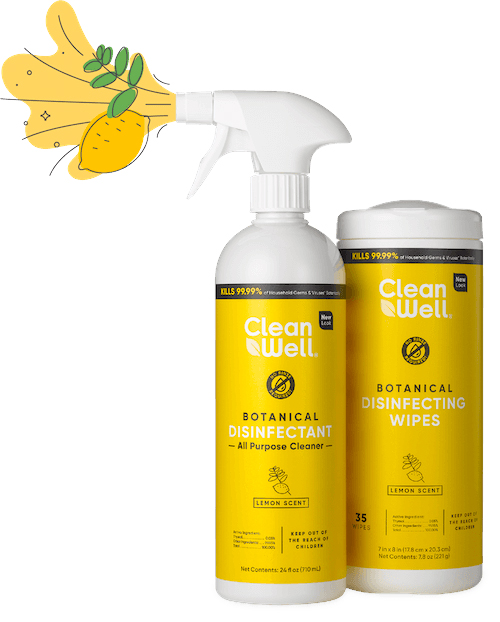cleanwell sprays review