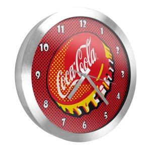 coca cola clock, gifts for chefs