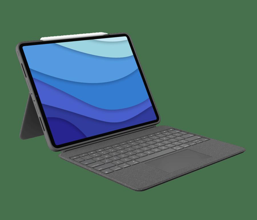 Logitech Combo Touch Keyboard Case - Best iPad Accessories