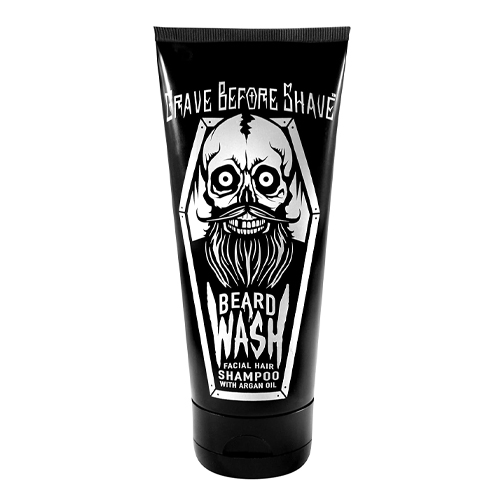 crave before you shave beard wash