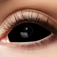 EyecatcherDE Black Sclera Lenses