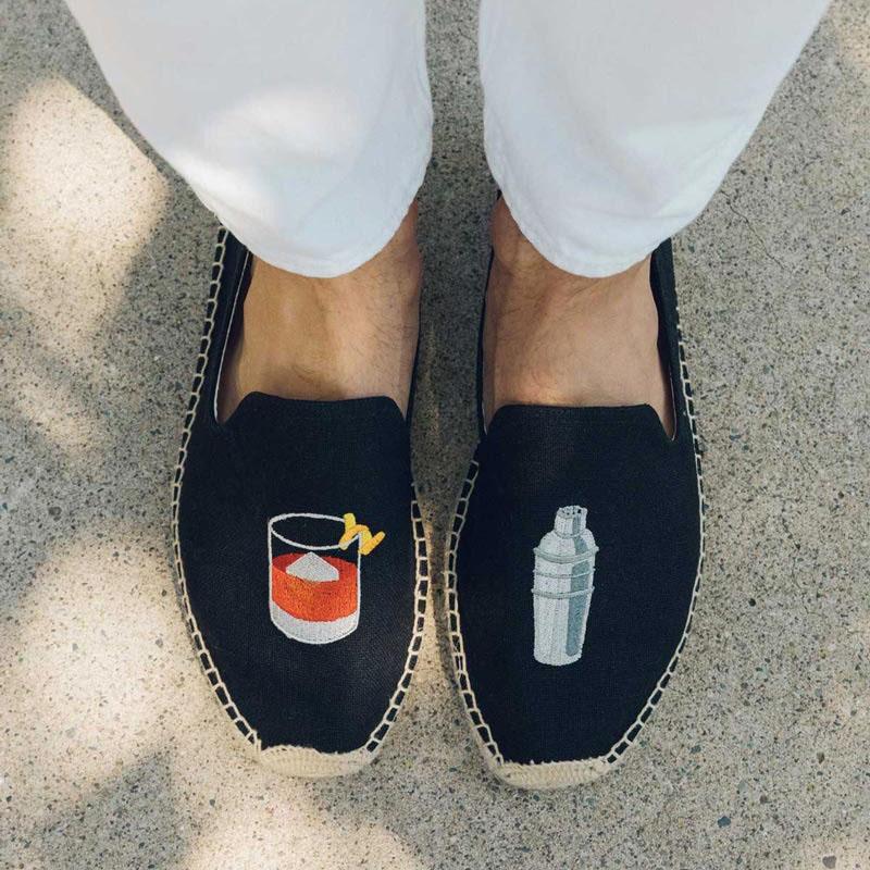 Soludos Smoking Slippers
