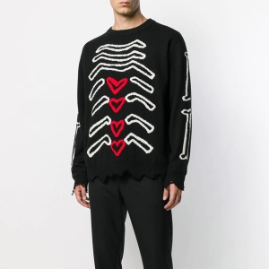 Haculla Bones Sweater