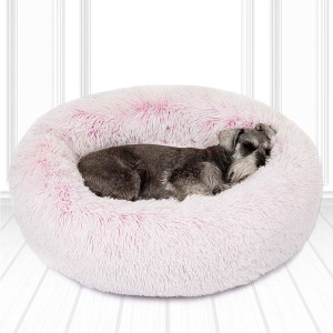 donut dog bed, gifts for dog lovers