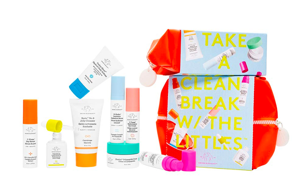 drunk elephant the littles skincare kit (includes 9 products) , best christmas gift ideas