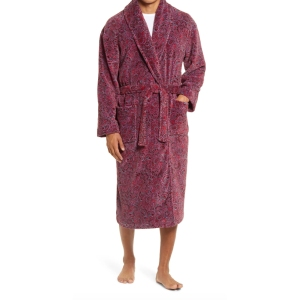 Majestic International Past And Present Plush Robe