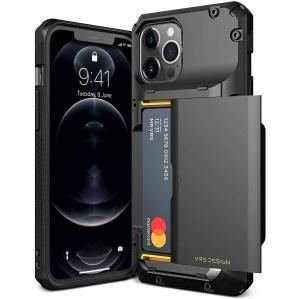 VRS DESIGN Damda Glide Pro Case, best iPhone wallet case
