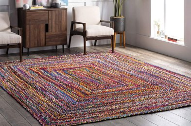 we love these rugs: 37 colorful rugs that will brighten up any room in your house