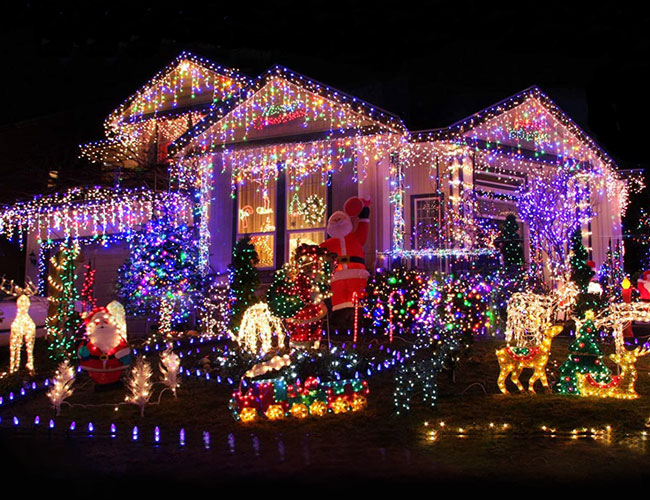 Christmas Outdoor Lights Unique 2020 The 11 Best Outdoor Christmas Lights for Holiday Cheer in 2020 | SPY