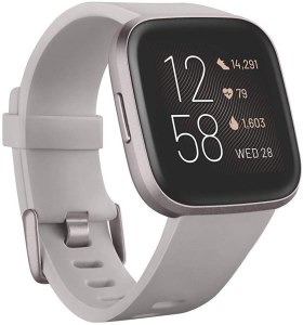 fitbit versa 2 smartwatch, fitness gifts, best fitness gifts