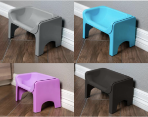 fluff trough food bowl set, gifts for dog lovers