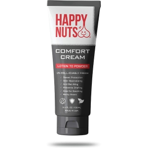 Happy Nuts Sweat Defense and Odor Control