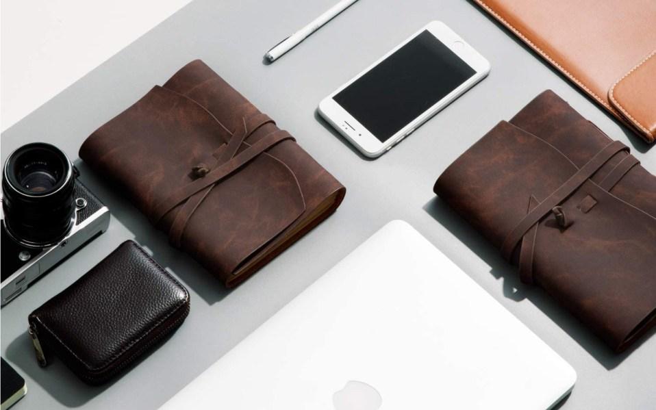 Bedsure Leather Journal Notebook