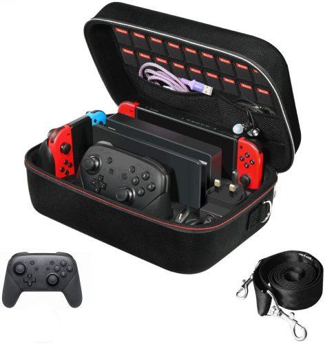 iVoler Nintendo Switch Carrying Storage Case