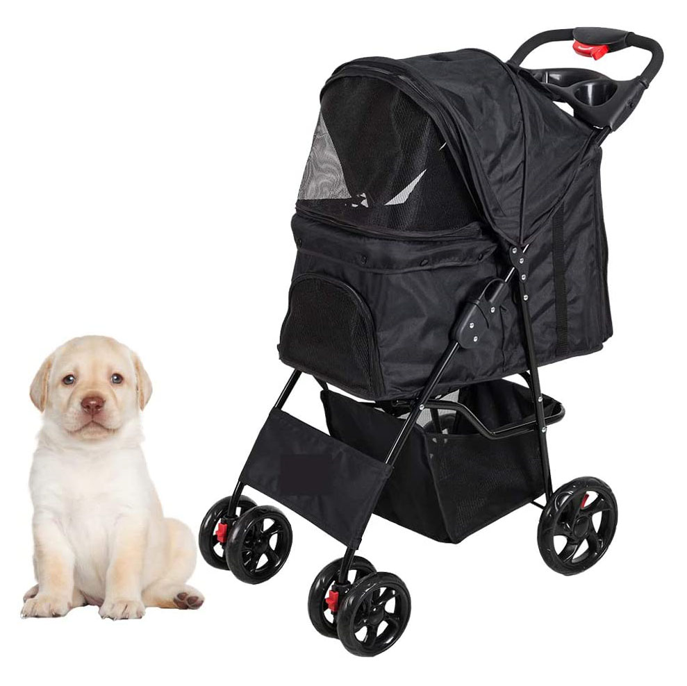 Karmas Product Pet Stroller for Two