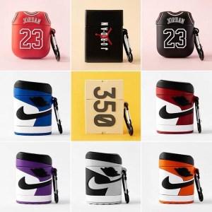 Silicone Nike Air Jordan Airpod Case