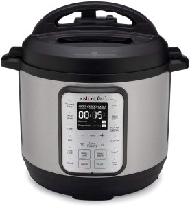 instant pot duo pressure cooker, best Amazon prime day kitchen deals