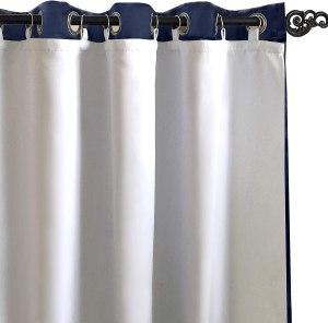 DriftAway blackout curtain liner, blackout shades