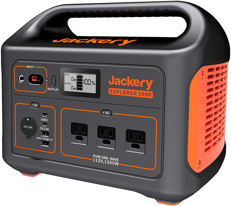 jackery explorer 1000, best portable generators