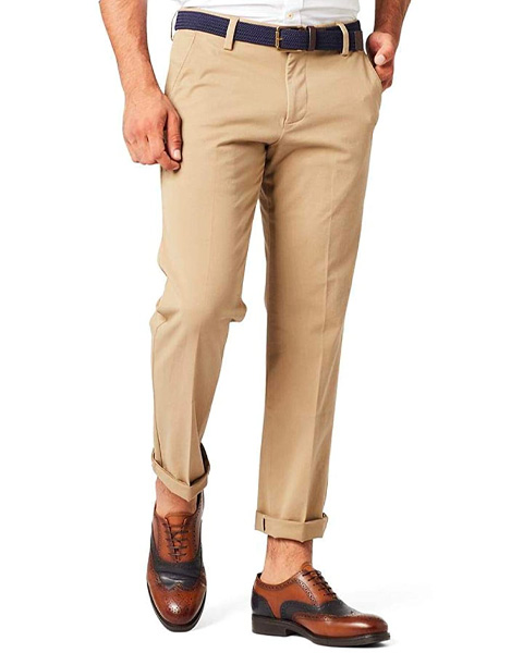 dockers slim fit workday khakis
