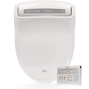 Bio Bidet BB-1000W Supreme Elongated Bidet Toilet Seat