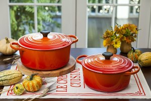 le creuset dutch oven, gifts for chefs