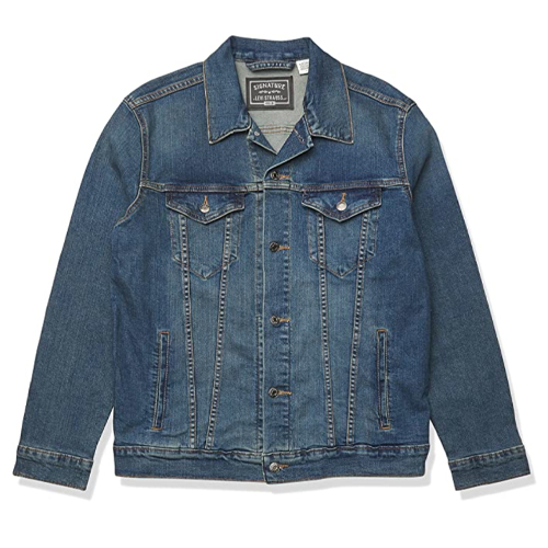 levi's signature denim jacket