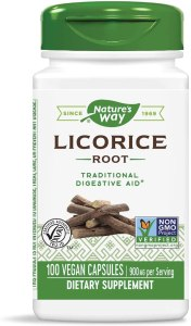 licorice root, what are adaptogens