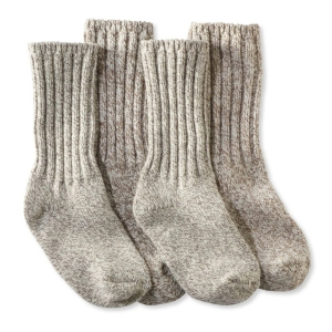 best wool socks - L.L.Bean Merino Wool Ragg Socks