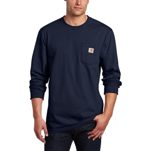 Carhartt Workwear Jersey Pocket Long-Sleeve Shirt K126