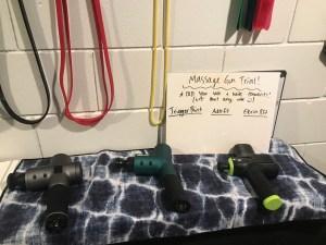 massage gun trial, best Theragun alternatives