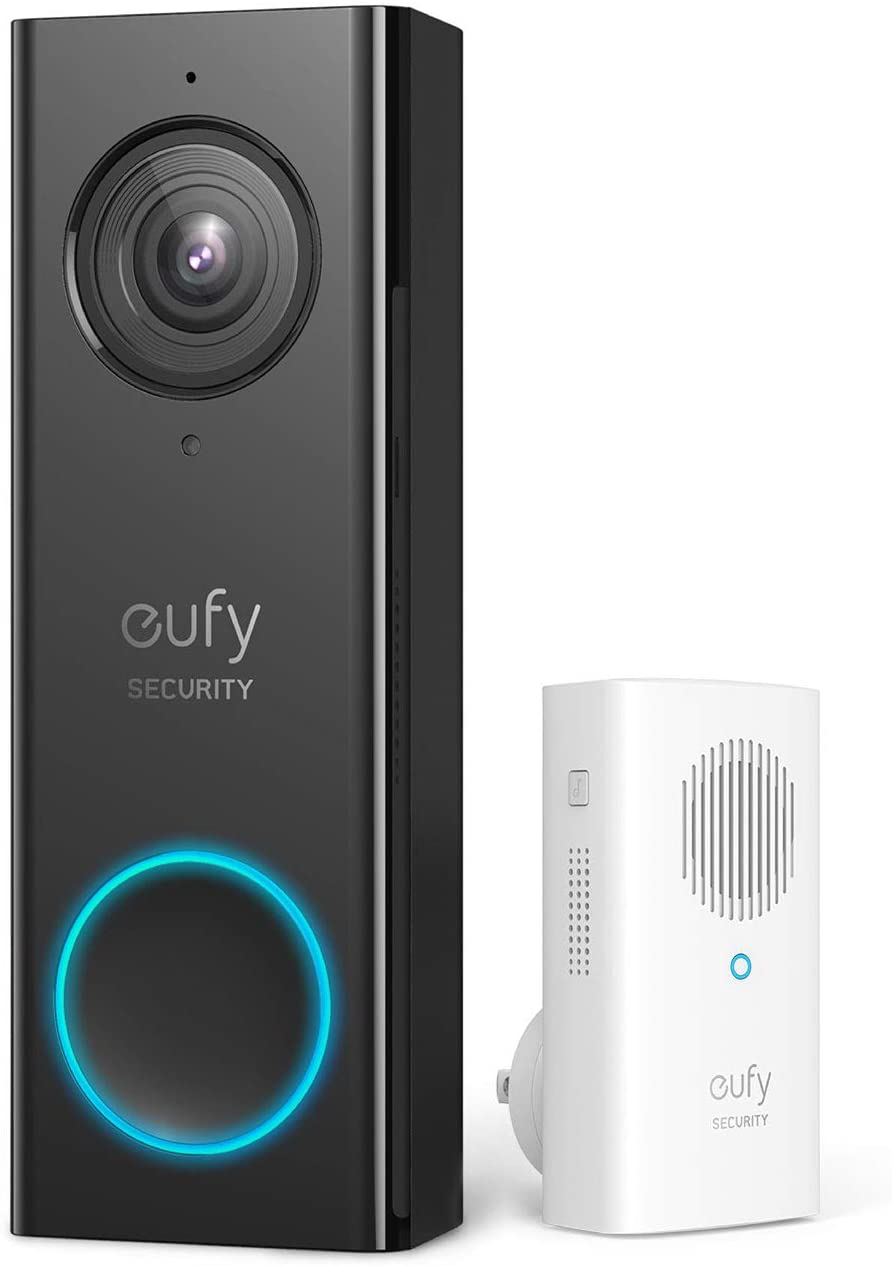 eufy Security Wireless Video Doorbell , how to stop porch pirates