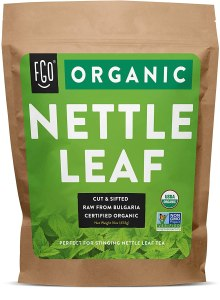 nettle leaf tea, what are adaptogens