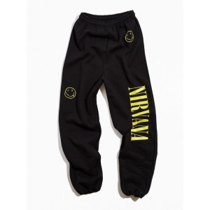 Urban Outfitters Nirvana Nevermind Sweatpants