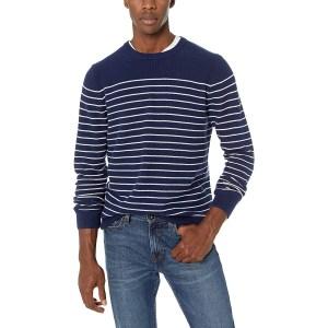 best men's sweaters - Goodthreads Striped Crewneck Sweater